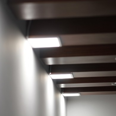 NTO LED panel module entryway lighting application-4