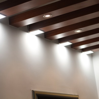 NTO LED panel entryway lighting application-7