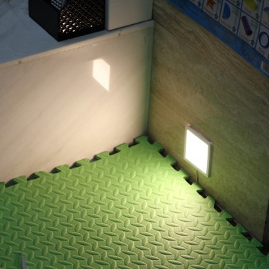 NTO LED panel module step stair lighting application-2