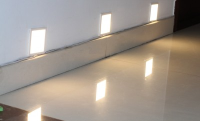 NTO LED module step&stair lighting application