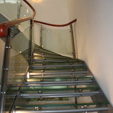 NOTOLED LED module step stair lighting application-8