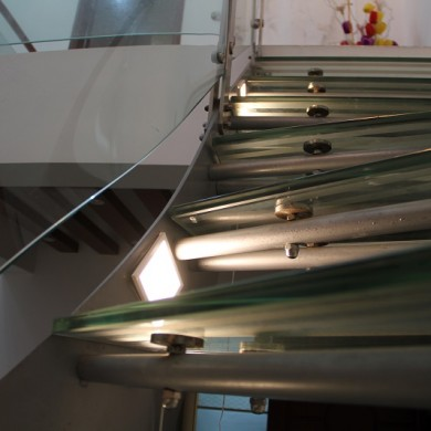 NTO LED module step stair lighting application-9